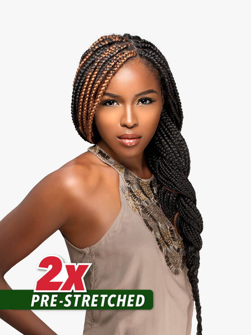 3X+PRE+-+STRETCHED+NATURAL+WAVY+TWIST+18 (Available